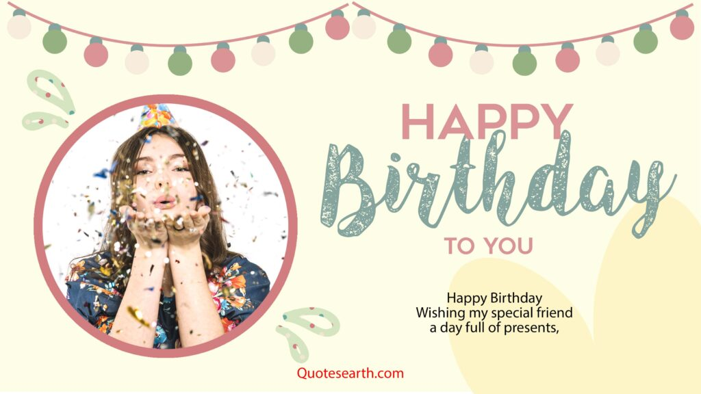 Birthday Wish,